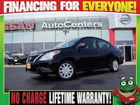 2015 Nissan Versa Wood River, 62095
