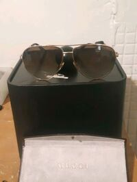 Brand new mens aviator gucci sunglasses Winnipeg, R3B 1E7