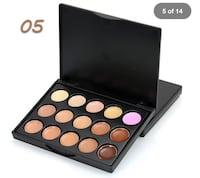 15 color makeup palette for a great price Gothenburg, 436 51