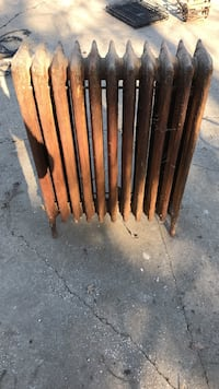 Antique radiator St. Joseph, 64501
