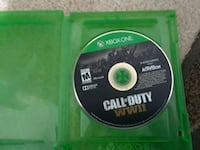 Call of Duty Advanced Warfare Xbox One game disc Temple Hills, 20748
