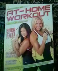 at-home workout dvd