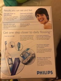 Sonicare Crest ( dental cleaning) Fairfax, 22032