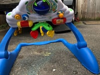 Baby toys and chair boots + try London