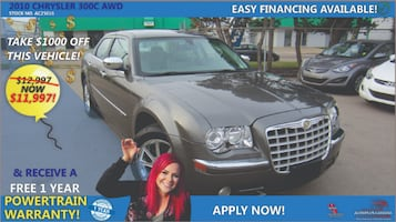 2010 Chrysler 300C AWD