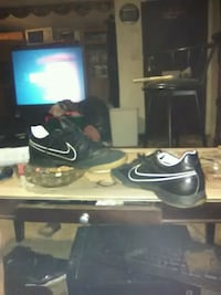black and white nike tiempo Omaha, 68102