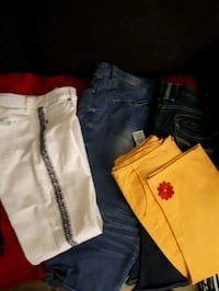 All long shorts size 12 St. Catharines, L2M 4G1
