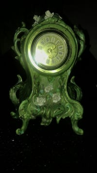 Antique wind up clock Whitewater, 92282