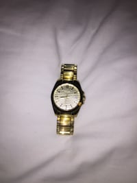 Gold Tous Watch null