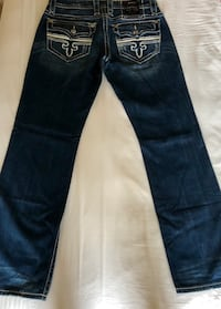 Rock revival men's jeans for a great price!! Toronto, M5T 2H4