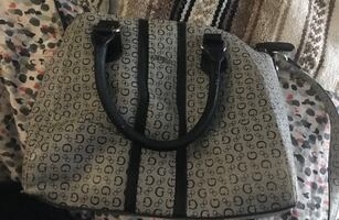 Guess purse and wallet