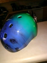 blue and green bowling ball Phoenix, 85029