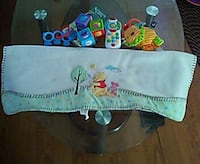 Winnie. The Poo Baby Blanket and toys Pittsburg, 66762