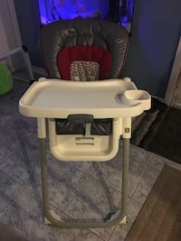 Graco table fit high chair  Fort Erie, L2A 4V5