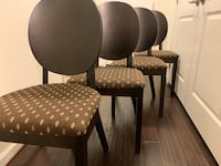 Arhaus Dining Chairs (Set of 4) College Park