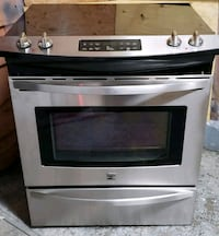 "30"" Kenmore Slide in Range - warranty included  Toronto, M9N 3E4"