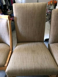 3 SET OF WOOD CHAIRS EXCELLENT CONDITION. North Las Vegas, 89032