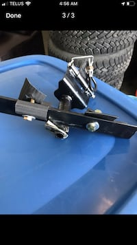 Snowmobile hitch Edenwold No. 158, S4L 1C5