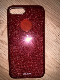 red and black iPhone case Gary, 46404
