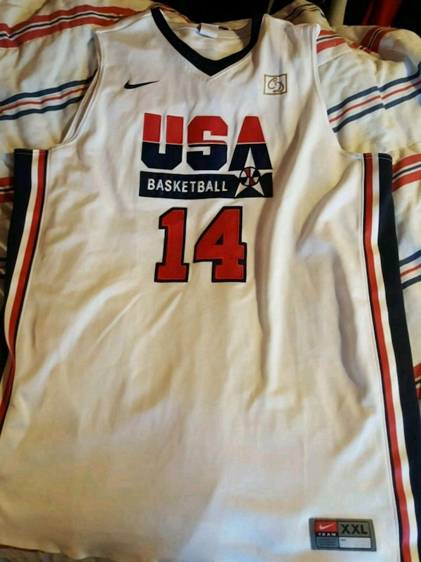 368619438a61 Used Dream Team Charles Barkley Jersey for sale in Woodbine - letgo