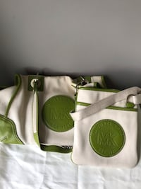 Matching Authentic Michael Kors Tote and Side Purse Hamilton, L8L 7R4