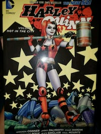 DC Comics Harley Quinn volume 1 hot in the city Philadelphia, 19143
