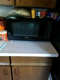black and white microwave oven Bellingham, 98229