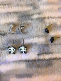 Earrings. Vancouver, V5R 4B2