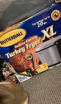TURKEY FRYER , brand new Never used