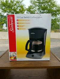 Coffee maker 5$ St. Catharines, L2R