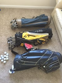 Golf sets and golf balls Woodbridge, 22191