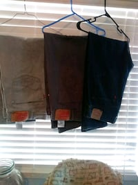 3 pairs of levis. Ash grey, charcoal grey, and bl  Oxnard, 93036