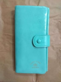 teal leather wallet Ahmedabad