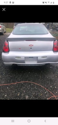 2004 Chevrolet Monte Carlo SS Supercharged Alexandria
