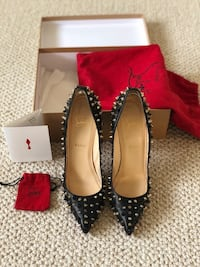 christian louboutin spikes pigalle  Los Angeles