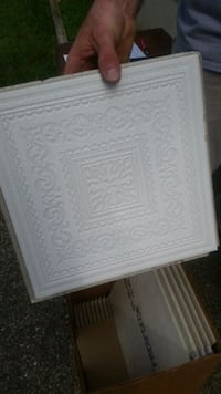 25, 12x12inch ceiling tiles Parsippany-Troy Hills, 07034