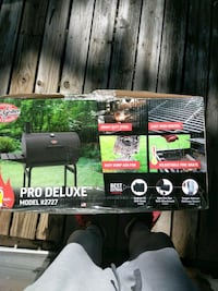 Char griller and smoker Pro Deluxe Edition Tulsa, 74136