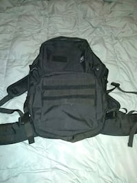 Pure outdoor heavy duty backpack