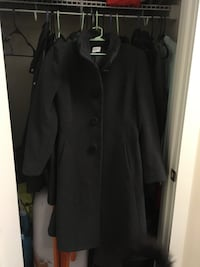 black button-up coat Rockville, 20850