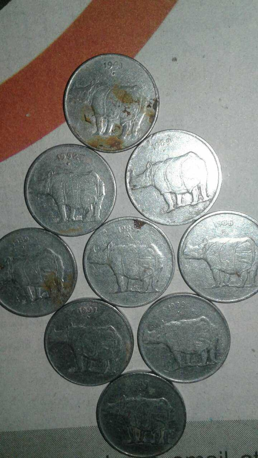 TOTAL COIN ONLY RS 150000 - ₹1,50,000