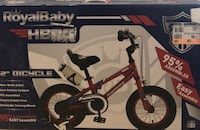 "RoyalBaby Kids' Hero 12"" Bike - Red Deerfield Beach, 33441"