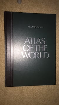 Atlas of the World Vancouver, V6P 6H5