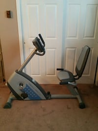 black and gray stationary bike Sayreville, 08859
