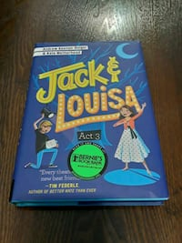 Jack & Louisa act 3 book (FREE) Chicago, 60625