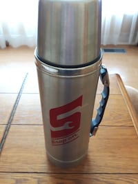 LG snap on thermos  Saint Thomas, N5P 2M4