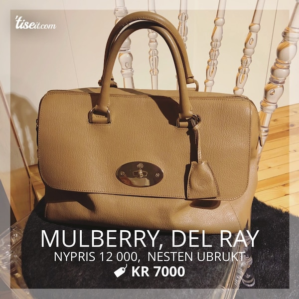 Mulberry, Del Ray