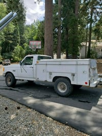 Utility Truck, 1989 Ford F350, New Lower Price! San Diego, 92126