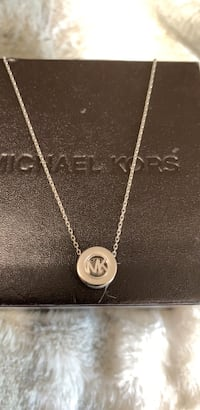 Michael Kors Chain and Reversible Pendant  Edmonton, T5X 0G1