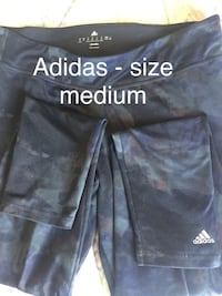 Adidas climalite leggings - medium Kingston, K7L 1B9