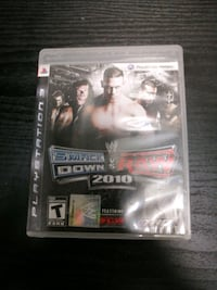 WWE Smackdown VS Raw 2010 (ps3) Scarborough, M1B